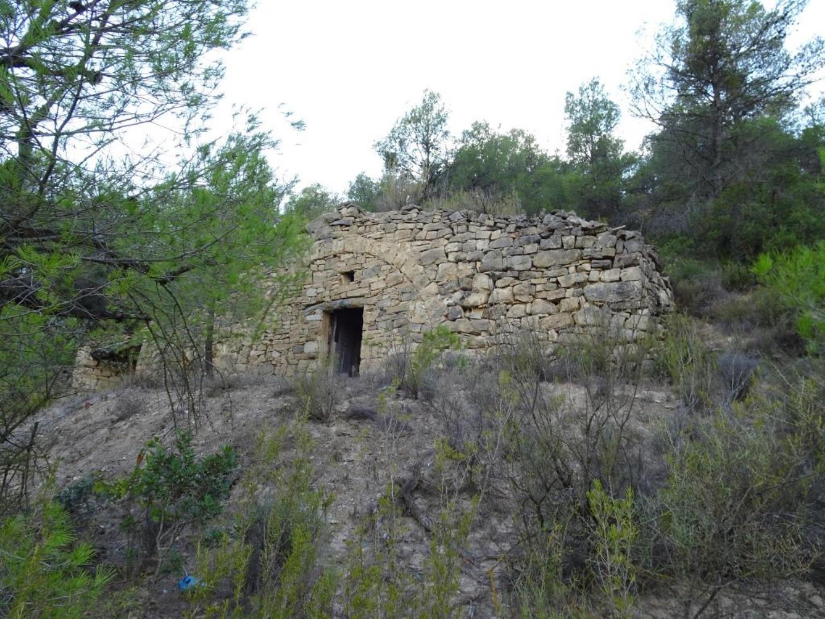 LA FATARELLA, ,Caseta soterrada,Rústica,LA FATARELLA,1126
