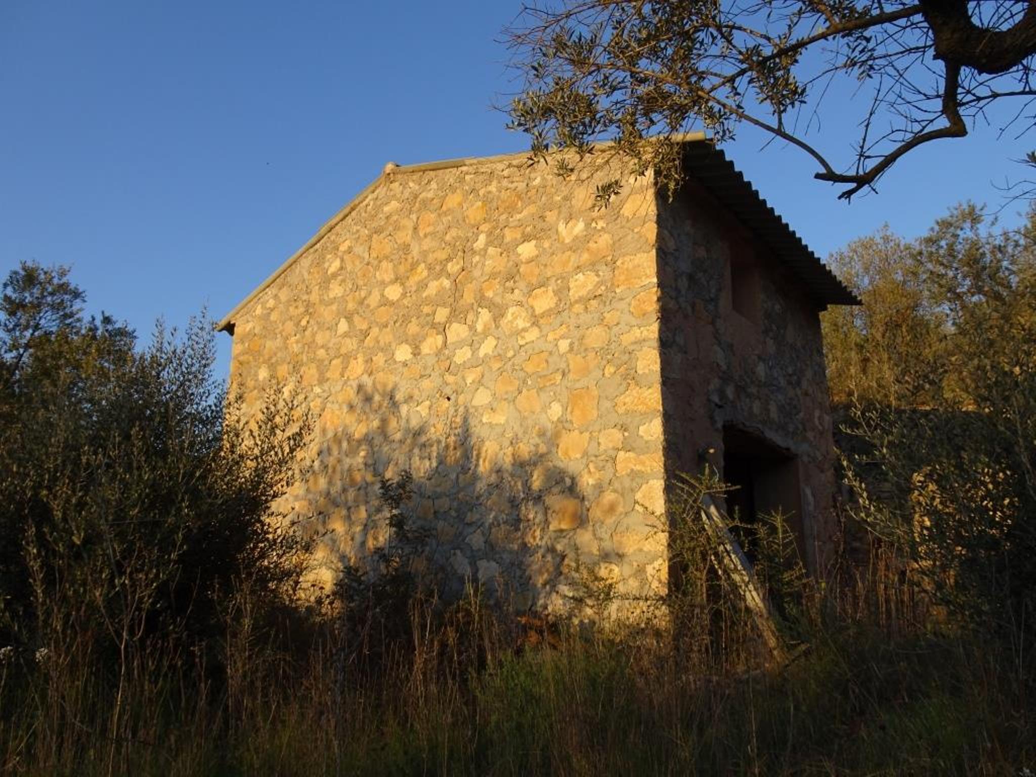 LA TORRE DE L'ESPANYOL, ,Masia amb corral,Rústica,LA TORRE DE L'ESPANYOL,1130