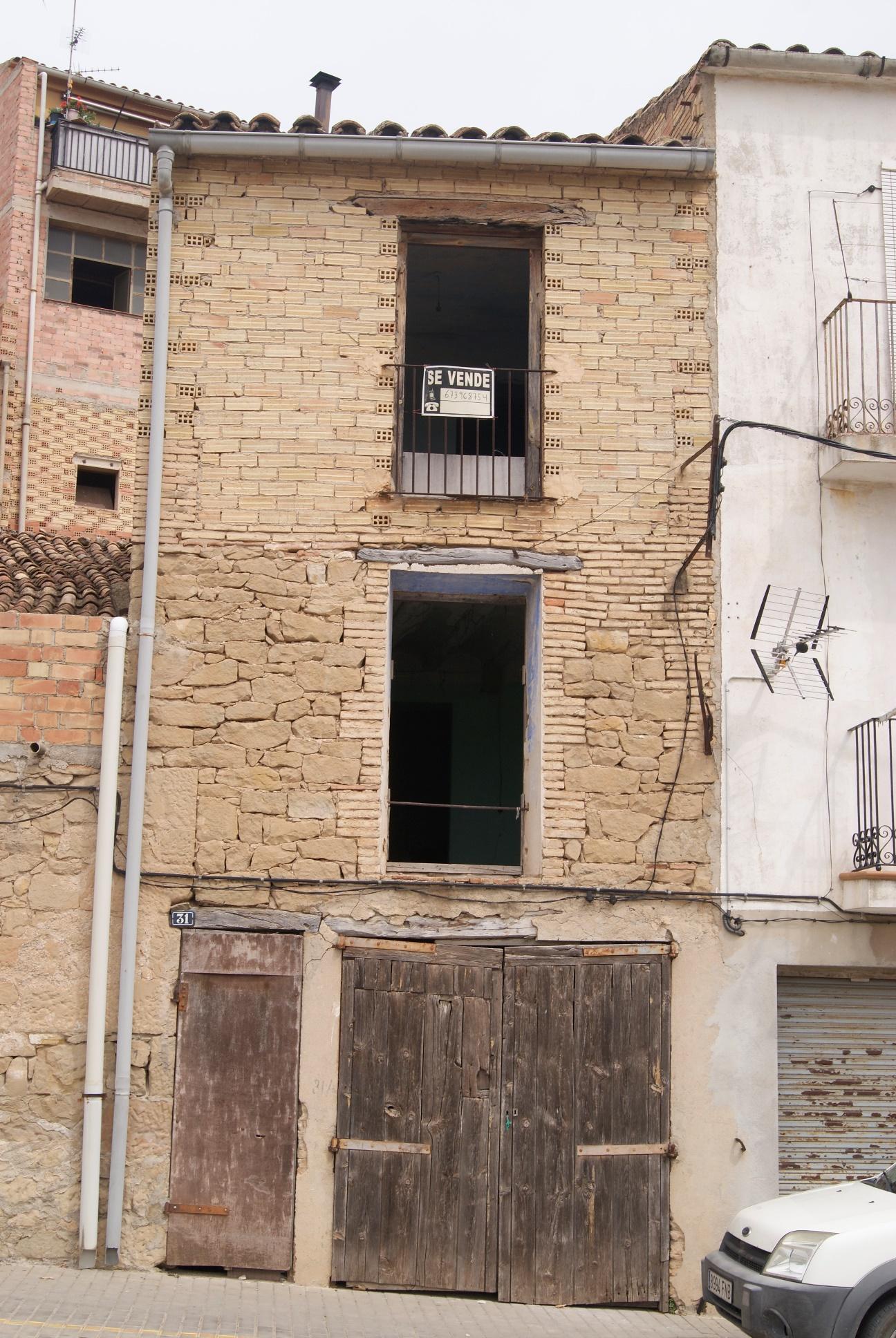 HORTA DE DANT jOAN, ,Casa de Poble,Urbana,HORTA DE DANT jOAN,1167