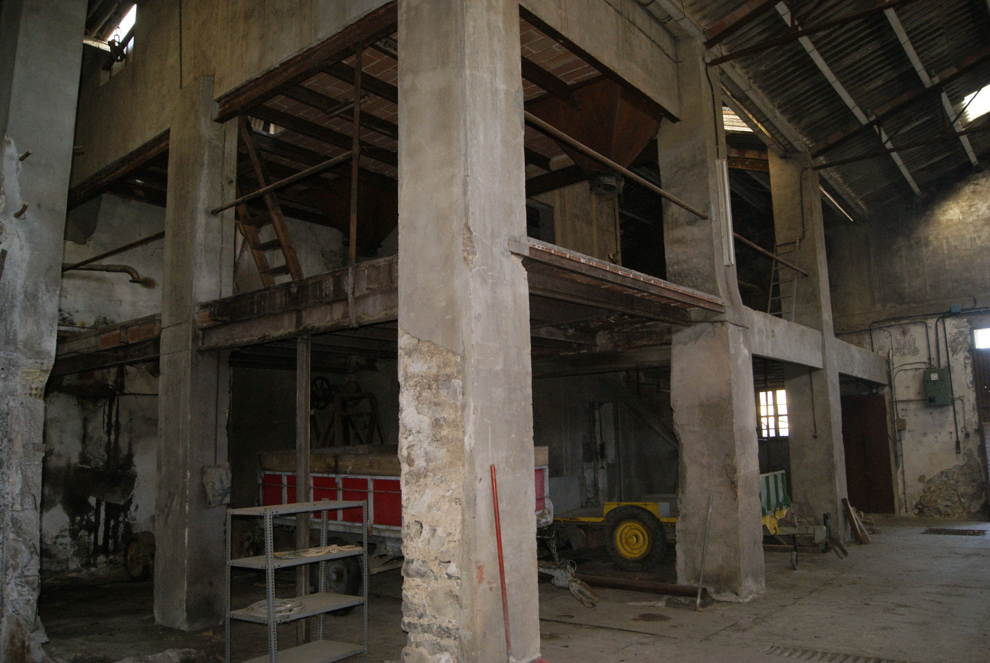 gandesa,Fabrica i Magatzem,gandesa,1015