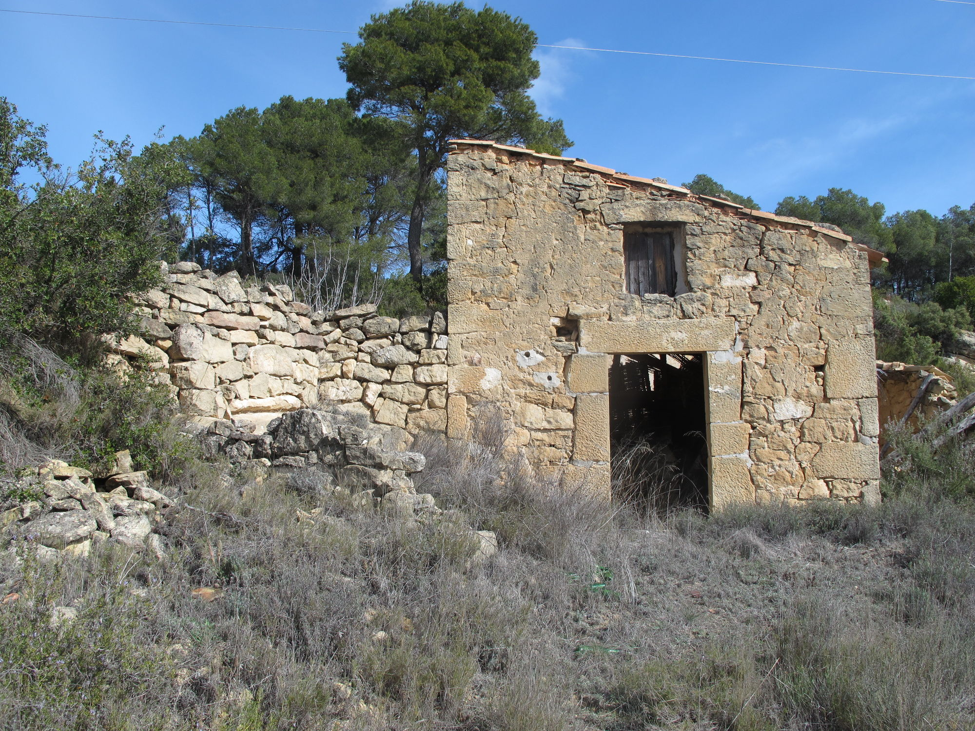 4 Rooms, Land, For sale, Barranc del Vall de la Conilla, 2 Bathrooms, Listing ID 1002, Caseres, Tarragona, Spain,