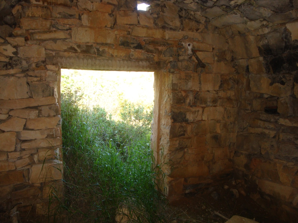 Corbera d'Ebre,Caseta soterrada,Corbera d'Ebre,1030